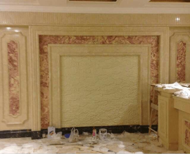 石材门面内部装修图片