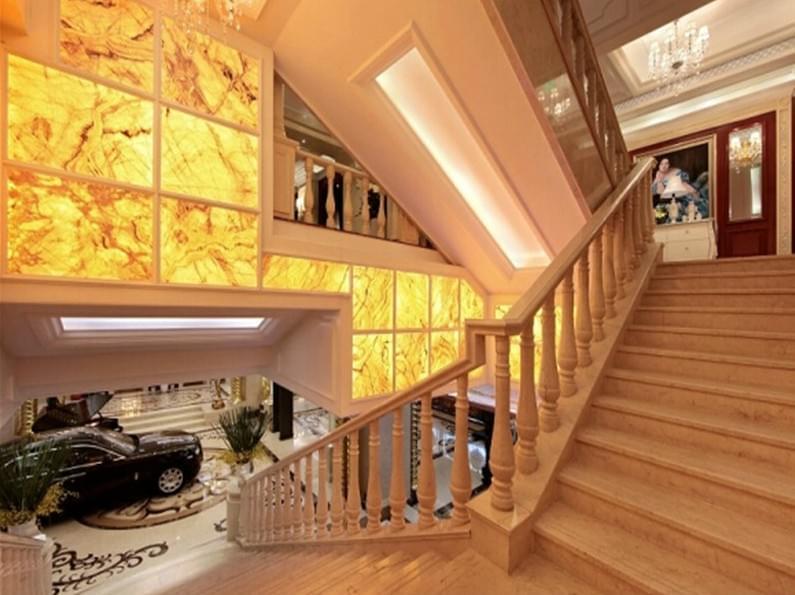 欧式木质窗台板