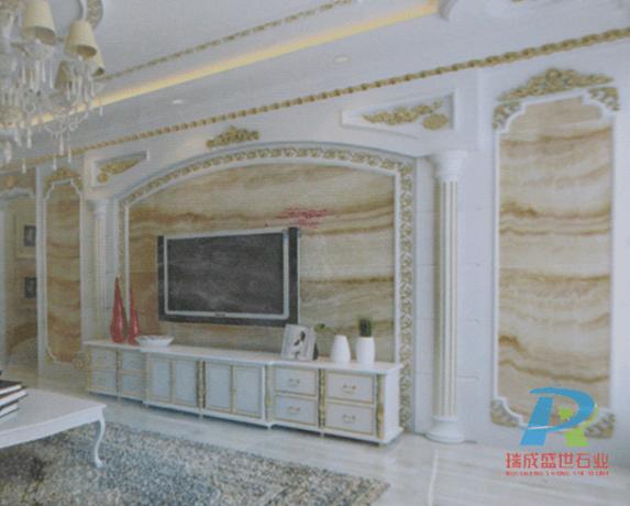 2015最流行客厅电视石材背景墙多款简约客厅背景墙