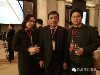 湖北首富九州通董事长刘宝林、我司董事长参加楚商年会