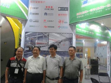 中国石材协会会长邹传胜给予瑞成石业高度评价