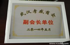 瑞成石业为武汉孝感商会副会长单位