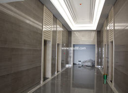 贺家墩集团办公楼大理石内装,前期128万石材