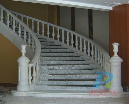 大理石楼梯踏步1|大理石楼梯踏步|瑞成热线:400-027