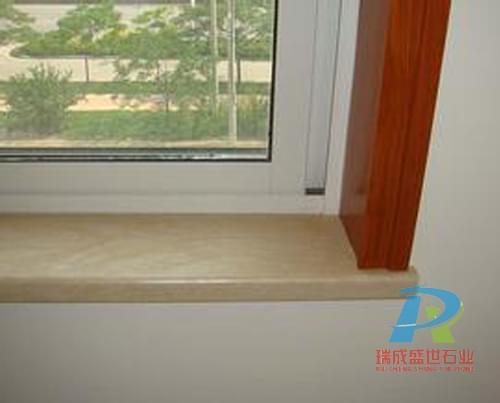 大理石窗台板实例【均可包安装】