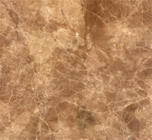 大理石种类丰富,颜色花纹丰富多彩