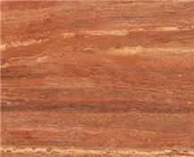 意大利红洞石大理石
