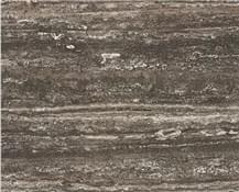 意大利银灰洞石