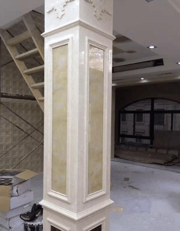 石材罗马柱【尺寸款式均可定制】