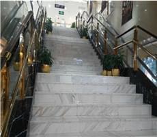 爵士白楼梯踏步【供应各类楼梯】