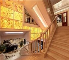 黄色大理石楼梯踏步【详情...】