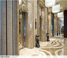 大理石电梯门套案例1