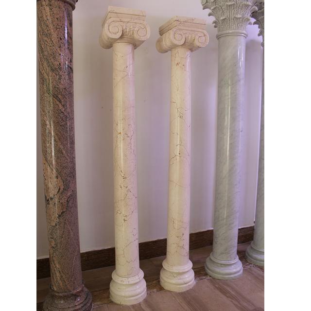 大理石圆柱8