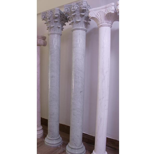 大理石圆柱9