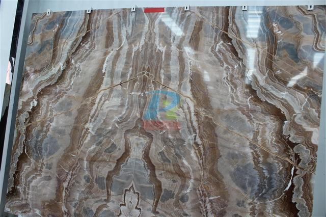 玉石背景墙5