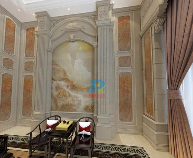 客厅电视背景墙12