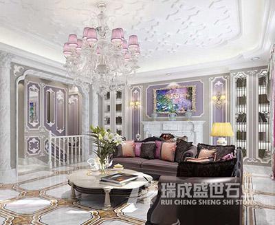 别墅法式浪漫风格