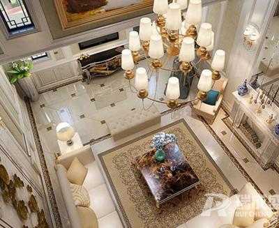 大理石客厅