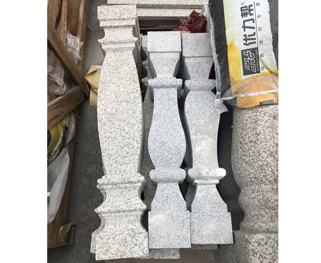 异形石材栏杆