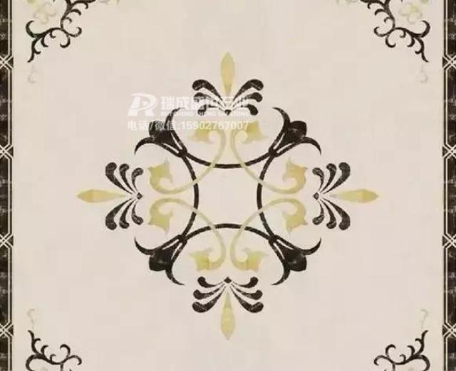 10款大理石拼花设计参考