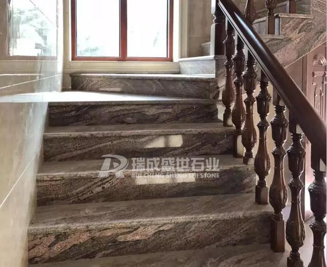 21款石材楼梯图片