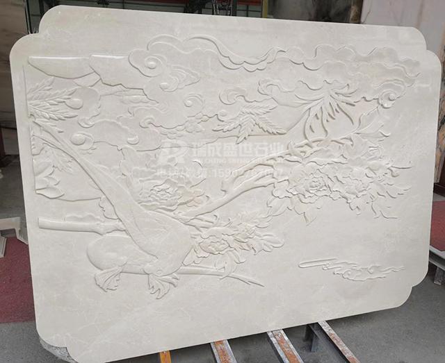 大理石浮雕工艺