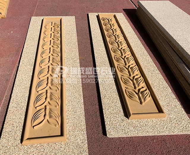 砂岩雕刻工艺