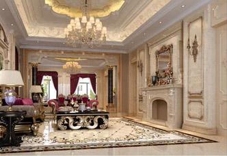 客厅大理石